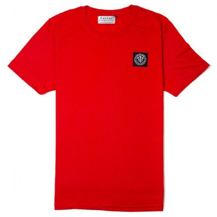 "Senlak ""Oswin""  T-Shirt - Red"